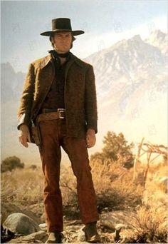 Clint Eastwood   Joe Kidd 1972 directed by John Sturges - Stock Image 6143fdd5ae6
