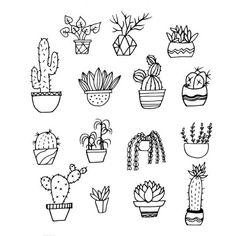 Hand Line Shapes Art Black Doodle Sketch Plant Drawing Dots Desert Line art Hand drawn Wavy Pack Dotted line Artistic Wavy line Line drawingink Cactus Drawing, Watercolor Cactus, Plant Drawing, Doodle Sketch, Doodle Drawings, Doodle Art, Biker Logo, Flash Art, Cactus Vector