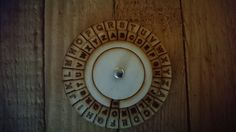 Lasergesneden decoder