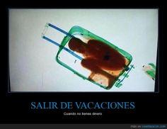SALIR DE VACACIONES - Cuando no tienes dinero   Gracias a http://www.cuantarazon.com/   Si quieres leer la noticia completa visita: http://www.estoy-aburrido.com/salir-de-vacaciones-cuando-no-tienes-dinero/
