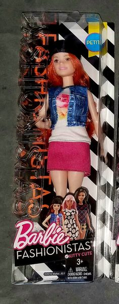 https://flic.kr/p/Qrbm7f | Fashionista Petite Barbie