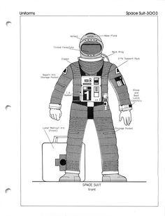 Moonbase Alpha Technical Notebook (Space 1999)