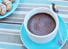Pudding – the dessert many of us grew up on – has made a big comeback as a trendy treat. If the occasion calls for something a bit more impressive, we have the perfect fancy pants solution – bake your pudding in a water bath and call it pots de crème.