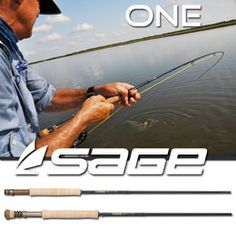7408f94060 Sage One Fast Action Fly Rod - Fly Fishing Basics Fly Rods