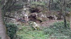 Vorgeschichtlichen Höhlen von Reclau