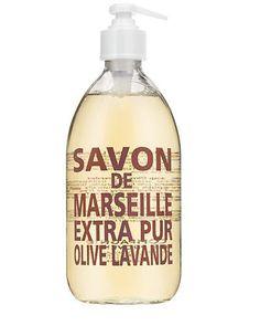 Liquid Marseille Soap 16.9 oz - Olive & Lavender