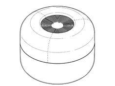 Apples patents a Plant pot