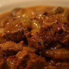 Beef in beer slow cooker one pot recipe - All recipes UK