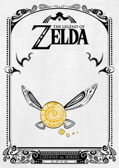 Zelda legend - Navi Art Print