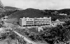 Title - Cameron Highlands 4 / Year - 1960's / Location - Cameron Highlands, Pahang / Description - Tanah Rata in 1960's