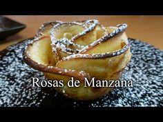 Damereceta - JOSEAN MG en la cocina - Rosas de Manzana ¡Un postre fabuloso!