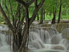 Tad Sae falls, Laos - 41 photos of the world's most spectacular waterfalls - Matador Network