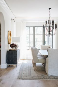 This weeks inspired interior is a Kate Marker home tour. Worn woods, clean lines and cozy details, make up the perfect interpretation of modern farmhouse.