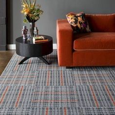 carpet tiles plaid - Google Search