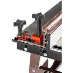 Axminster micro adjustment