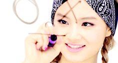Lee Hi is just so cute!! <3 •ᴥ•