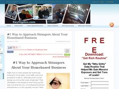 #1 Way to Approach Strangers About Your Homebased Business