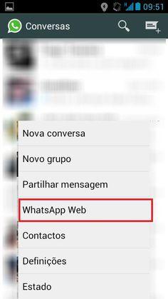 Como usar o WhatsApp Web - 7 passos (com imagens)