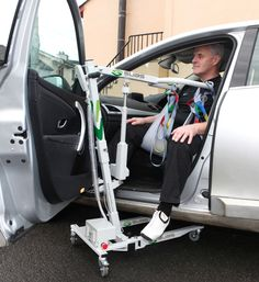Take Along Lift Portable Patient Lift Transfer Aid With