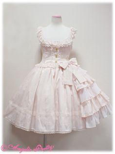 Rose Dress Up JSK