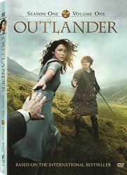 The Outlander TV Series: Pre-Order the Outlander DVD!
