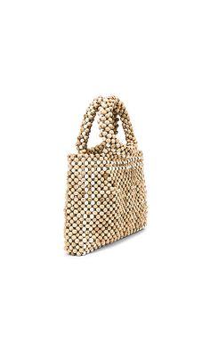 68d422be5a98d House of Harlow 1960 X REVOLVE Rhodes Beaded Purse in White Multi   REVOLVE