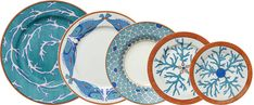 Alberto Pinto Lagon Porcelain Collection. My favorite dishes ever!