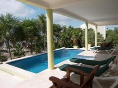 Tulum Vacation Rental - VRBO 3169086ha - 4 BR Quintana Roo Villa in Mexico, Villa Luminosa, Invites You to Enjoy Sunrises and Sunsets on a Full Privacy .