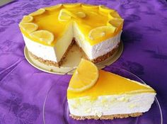 Συνταγή για μυρωδάτο cheesecake λεμονιού | Food | Ladylike.gr Sweets Cake, Cupcake Cakes, Cheesecake Cupcakes, Cheesecakes, Vanilla Cake, Pudding, Desserts, Recipes, Food