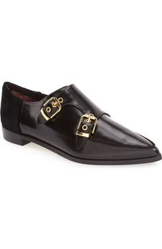 Ted Baker London 'Naoi' Double Monk Strap Shoe (Women) available at #Nordstrom