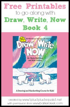 Draw, Write, Now Pri