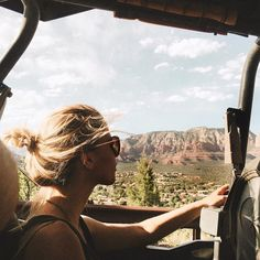 """chelsieautumn: """" One of the most incredible things about roadtripping the entire U.S. is that you always know where you want to return to one day. Sedona will always be one of those happy, happy..."""