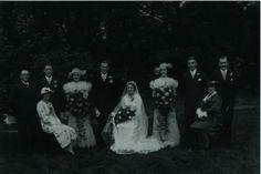 My grandparents' wedding