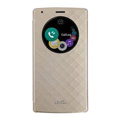 LG CFR-100.AGEUGD funda para teléfono móvil - fundas para teléfonos móviles Oro - http://www.tiendasmoviles.net/2015/12/lg-cfr-100-ageugd-funda-para-telefono-movil-fundas-para-telefonos-moviles-oro/