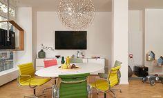 Gärtner Internationale Möbel #Akelius #Vitra #AluChair #Knoll Int. #Saarinen Table