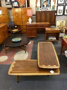 Lane Acclaim Hinged Coffee Table At Teegeebee Midcentury In Richmond Virginia