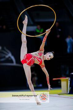 Mariola Bodnarchuk (Ukraine), Grand Prix (Kiev) 2018
