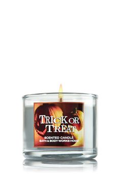 Trick or Treat Mini Candle - Home Fragrance - Bath & Body Works