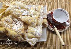 Le #chiacchiere - Molliche di zucchero