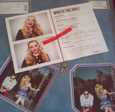 Who else wants a #TGATDC online store??!! I definitely do! @dovecameron ♡