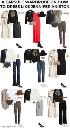 Jennifer Aniston style secrets: How to dress like Jennifer Aniston - - Do you love Jennifer Aniston's style? We put together a how to dress like Jennifer Aniston wardrobe and learn Jennifer Aniston style secrets. Jennifer Aniston Style, Jenifer Aniston, Leggings Mode, Leggings Fashion, Casual Chic, Smart Casual, Celebrity Style Casual, Looks Jeans, Casual Outfits