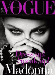 Portadas Vogue Abril 2017 | Mis Trapitos Celeste