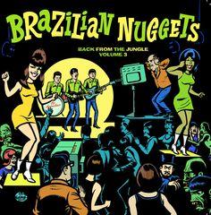 Brazilian Nuggets: Back From The Jungle Volume 3 at Juno Records. Brazilian Nuggets: Back From The Jungle Volume 3 Juno Records, Rare Records, Mundo Musical, R Vinyl, Beatnik, Lets Dance, Rare Photos, Crazy Cats, Album Covers