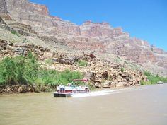 Awesome platoon ride on the Colorado River in the Grand Canyon, Arizona