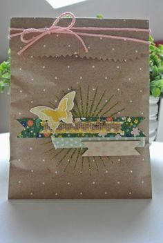 Kinda Eclectic, Sweet Sadie washi tape Stampin Up by Cards and Scrapping