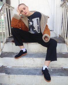 cool kid #womenswear #fashion #mode #style