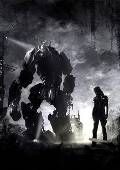 giant robot by ptitvinc.deviantart.com