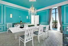 The St. Regis New York Tiffany Suite