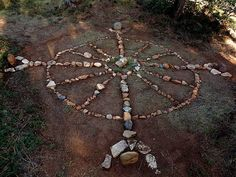 Ritual, Ceremony, dreams and visions.  Listen to the Grandmother's wisdom in the stones.....thank you Mystic Mama
