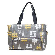 Nurse Purse Bag - Fern Style  #LucinaCare #breastfeeding #mom #baby #product